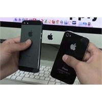 İphone 5'in Ortaya Çıkan Yenilikleri