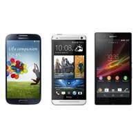 2013'ün Akıllı Telefonları