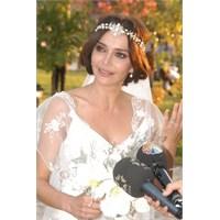 Hande Ataizi'nin Düğününden Detaylar