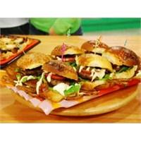 Hamburger Tarifi (Ev Usulü)