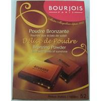 Bourjois Delice De Poudre Bronzer - 52