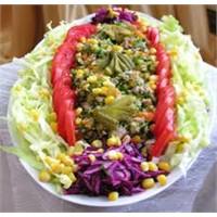 Sevilen Ton Balığı Salatası