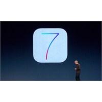 Apple İos 7'yi Tanıttı !