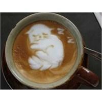 Kedi, Kahve, Sanat