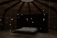 Farkli Yatak Odası Dekorasyonlari