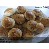 Patatesli Poğaça Tarifi, Yapılışı