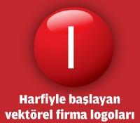 I Harfiyle Başlayan Vektörel Logolar