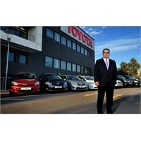 Toyota Hisselerinin Tamamı Alj'ye