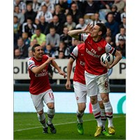 Nefes Nefese: Newcastle United 0-1 Arsenal
