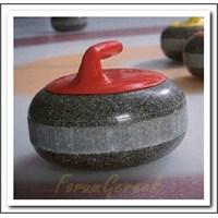 Curling Taş Kaydırma Sporu