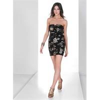 Son Moda Siyah Elbise Modelleri