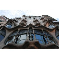 Gaudi'nin Barselonası