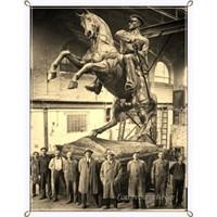 Atatürk Heykellerinin Ustası | Heinrich Krippel