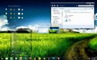Windows 7 İçin 3 Parti Temalar
