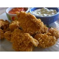 Ev Yapımı Kentucky Fried Chicken Tavuk