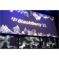 Blackberry 10'un Tanıtımı 30 Ocak'ta