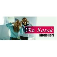 Yün Kazak Modelleri