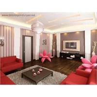 Örnek Alınacak En Güzel Salon Dekorasyonları