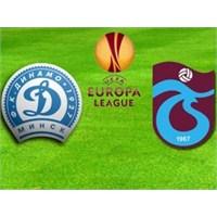 Dinamo Minsk 0 – 1 Trabzonspor ( 01/08/2013 )