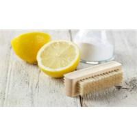 Temizlikte Limon Ve Sirkenin Etkisi