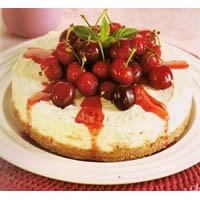 Peynirli Kek Tarifi (Kirazlı)