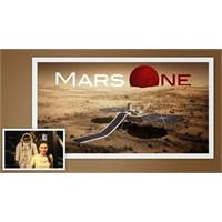 Mars Yolculuğunda Bir Türk Kadını