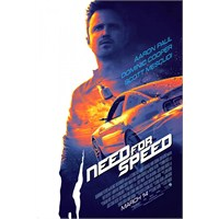 Need For Speed Filminin Posteri