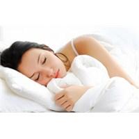 Rahat Ve Kaliteli Uykunun İpuçları