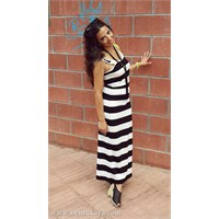 Kombin Önerileri 80 : Striped Dress !