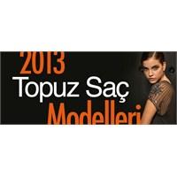 Topuz Saç Modelleri 2013