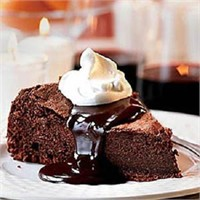 Çikolata Pudingli Kek Tarifi