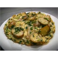 Frittata Patatesli Omlet