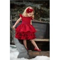 2014 Yılbaşı Kız Çocuk Abiye Elbise Trendi