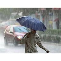 Şiddetli Yağışlar Tekrar Geliyor