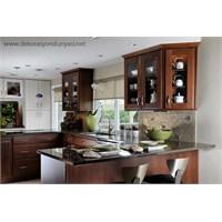 Modasını Yitirmeyen Granit Mutfak Tezgahları