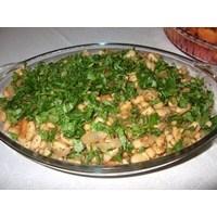 Baharatlı Girit Fasulyesi Salatası