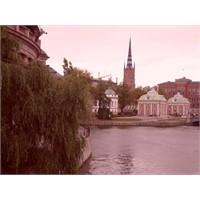 Sonbaharda Stockholm...