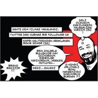 Cem Yılmaz'ın Yeni Karikatürleri