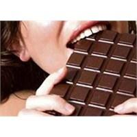Çikolata Yemek İçin Bir Sebep Daha