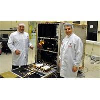 Göktürk-2 Uzaydaki Yörüngesine Yerleşti