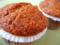 Havuçlu Muffin