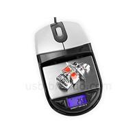 Dijital Tartılı Usb Optik Mouse