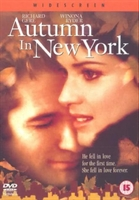 New York ta Sonbahar - Autumn İn New York Poster V