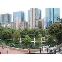 Hong Kong'un En Güzel Parklarından Kowloon Park