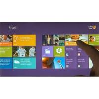 Ve Windows 8 Görücüye Çıkar [Video]