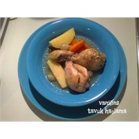 Tavuk Haşlama Tarifim ..