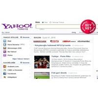 Yahoo Türkiye yenilendi