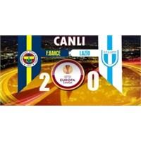 Fenerbahçe 2 – 0 Lazio ( 04/04/2013 )
