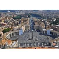 Dünyanın En Küçük Ülkesi; Vatikan'da Gezdik