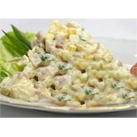 Salatalar... Sebzeli Rus Salatası